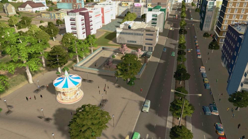「シティーズスカイライン」とかいう街づくりゲームwwww