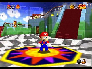 「スーパーマリオ64」の怖さと「スーパーマリオ64DS」の怖く無さ