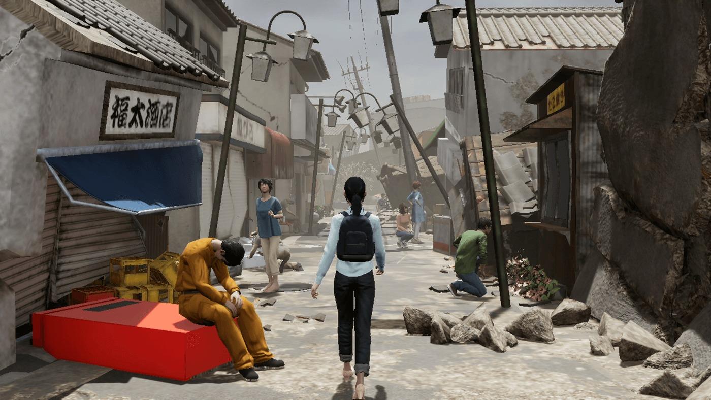 Switch版『絶体絶命都市4』2019年9月発売決定