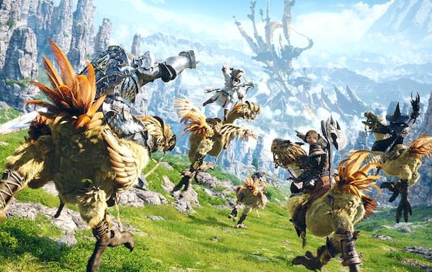 スクエニ松田社長「オンラインゲーム部門は特にFF14が好調でユーザー数が伸びている」
