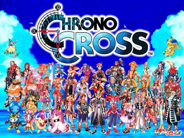 『クロノクロス』って、聖剣伝説4やアンサガと並ぶほどの駄作だったのか?