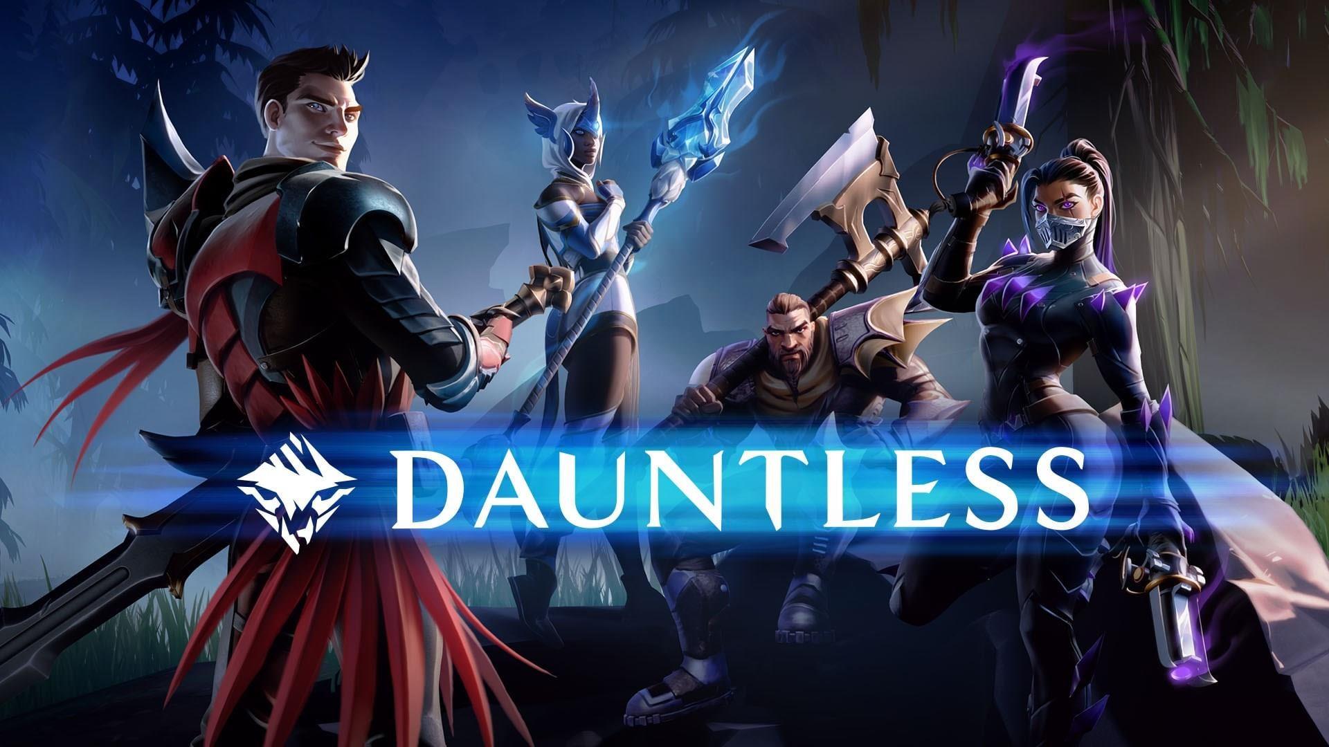 モンハン風アクションRPG『Dauntless』基本プレイ無料で正式サービスが開始!