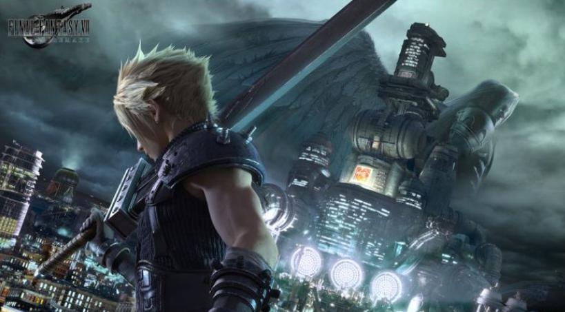 【売上】PS4『FF7リメイク』初週70万2853本!