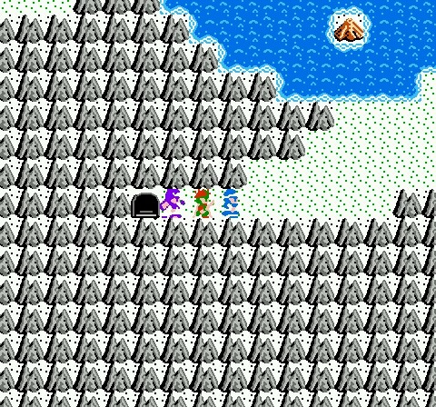 RPGプレーヤー「あっ!フィールドに雪が降ってる!旅が終わりに近いや!」