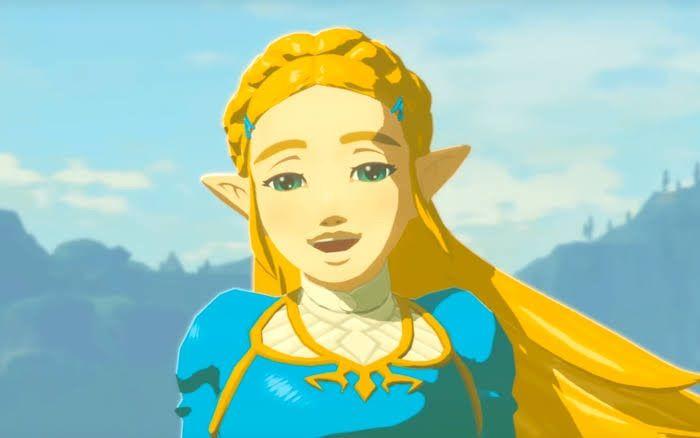 【悲報】海外メディア「次作のゼルダ姫は黒人にするべき」