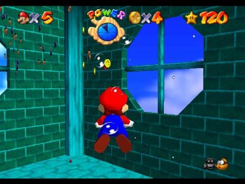 「スーパーマリオ64」ってなんか謎の恐怖感あるよな