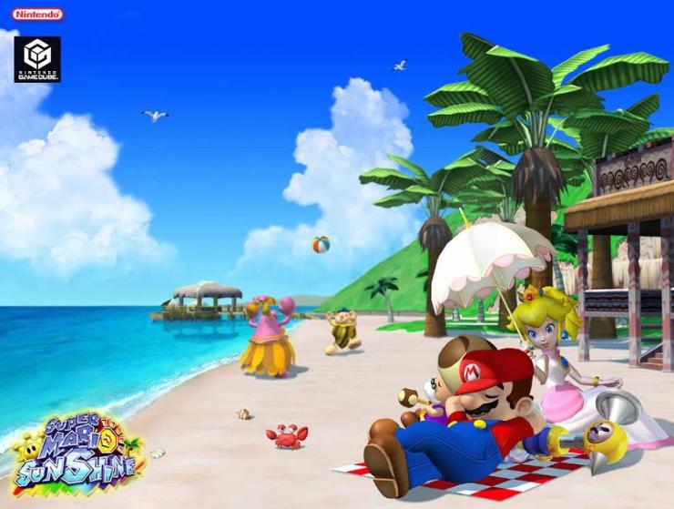 """任天堂公式『みなさん、マリオにもそろそろ""""夏休み""""が必要じゃないですか?』と意味深ツイートをする"""