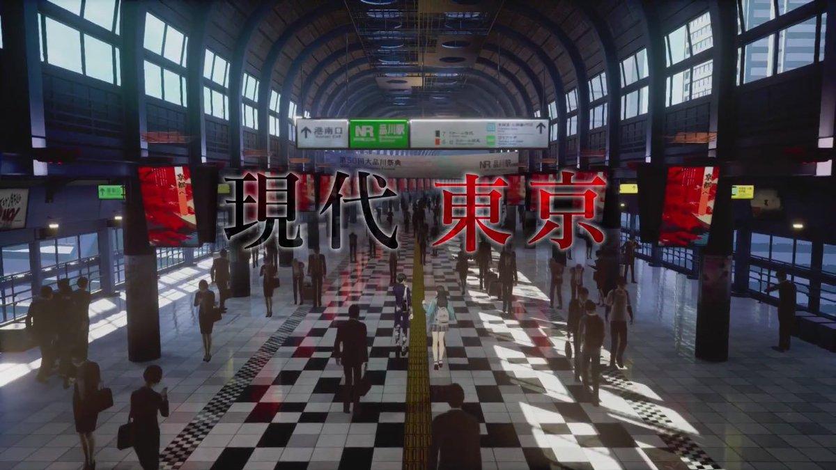【悲報】Switch『女神転生5』さん、一切発売する気配なし