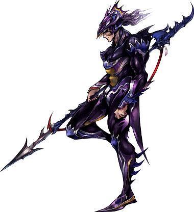 FFの竜騎士のイメージ「カッコいい」「強い」「空高く跳べる」