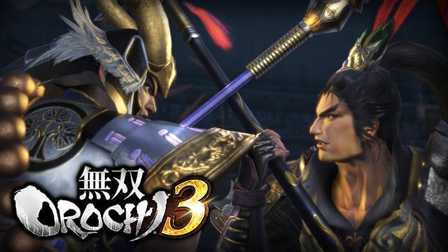 Switch/PS4『無双OROCHI3 ULTIMATE』が12月に発売決定!