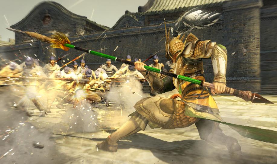 どのゲームも剣が最強の武器ってパターンが多いけど現実的に最強は槍だよな?