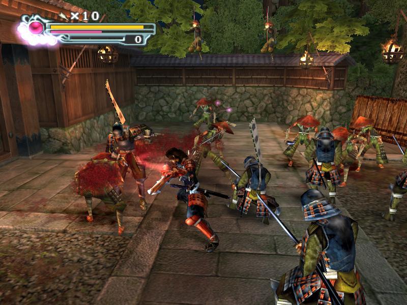 「鬼武者」とかいう完全に忘れ去られたゲームシリーズ