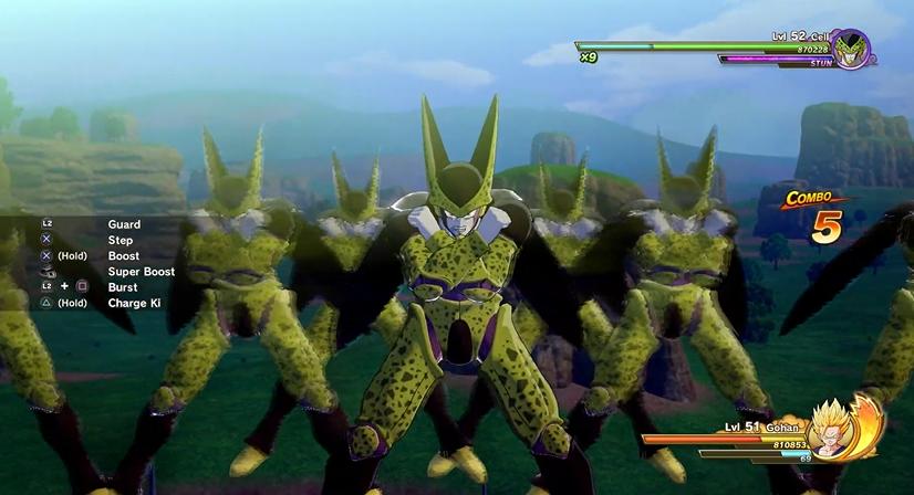 CC2『ドラゴンボールZ カカロット』対セル戦のプレイ映像が公開!