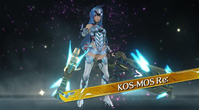 『ゼノブレイド2』レアブレイド「KOS-MOS Re:」フィギュア 本日予約開始