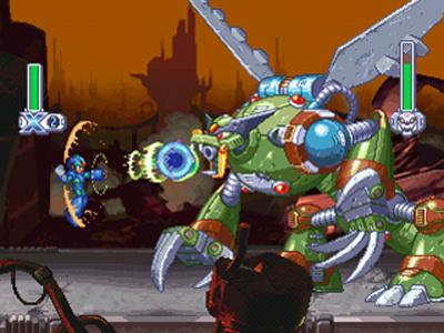 ロックマンXとかいうロックマンのほのぼのした世界をぶち壊したゲーム