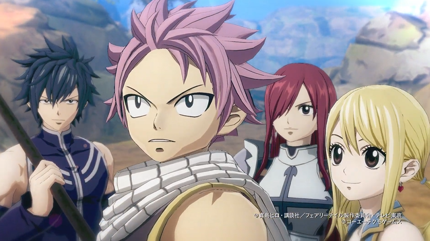 PS4/Switch『FAIRY TAIL(フェアリーテイル)』評価・感想まとめ
