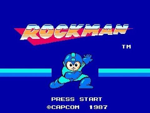【悲報】初代ロックマン、難しすぎる