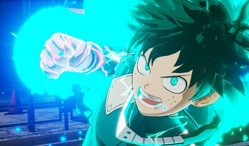 『僕のヒーローアカデミア One's Justice2』がSwitch/PS4/XboxOneで発売決定!