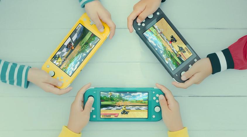 先週Nintendo Switch Liteが売れた台数