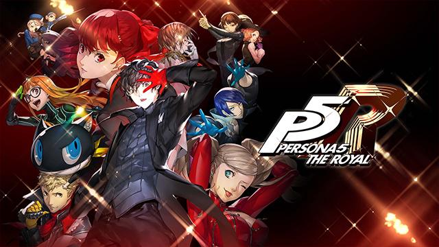 【売上】PS4『ペルソナ5R』初週20万1448本