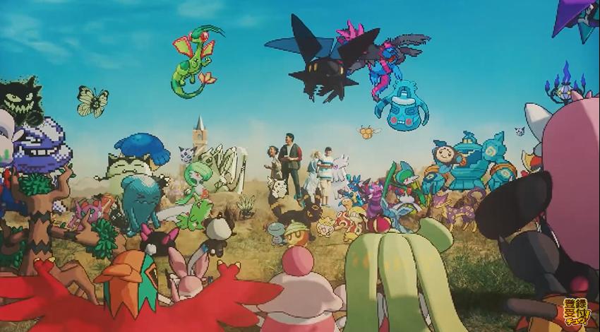 【朗報】増田順一「ポケモン剣盾には歴代シリーズのポケモンたちが揃います!」