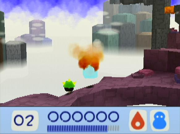 カービィ64で最もクソみたいな能力が「バーニング×アイス」に決定する