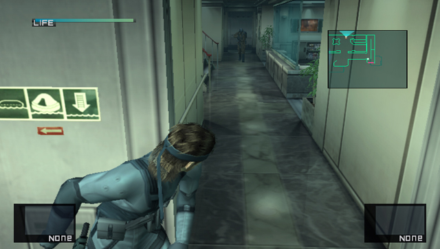 『メタルギアソリッド2』とかいうPS2の癖に超グラフィックのゲーム