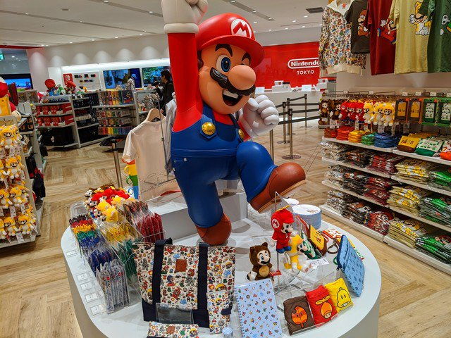 国内初の任天堂直営店『Nintendo TOKYO』が渋谷パルコにいよいよオープン!