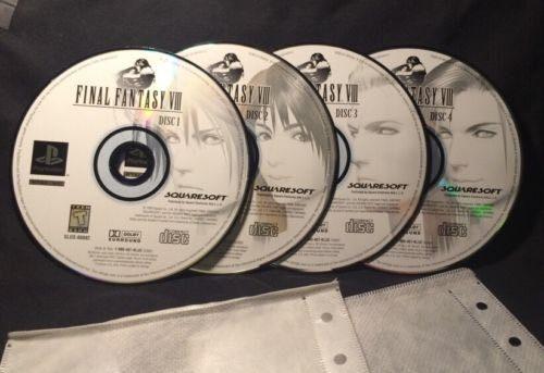 思い返せばディスク3枚、4枚組のゲームって夢があったよな