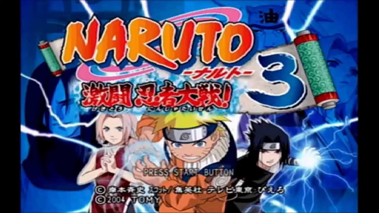『NARUTO-ナルト-激闘忍者大戦』とかいうゲームキューブの名作ゲーム