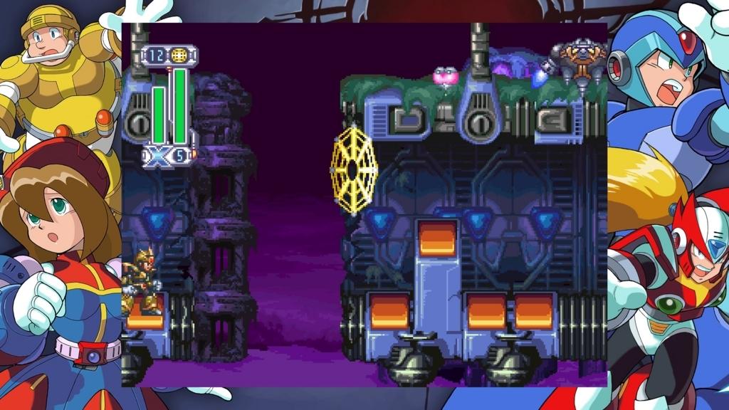 ロックマンX4とかいうロックマンXシリーズで一番面白いやつ