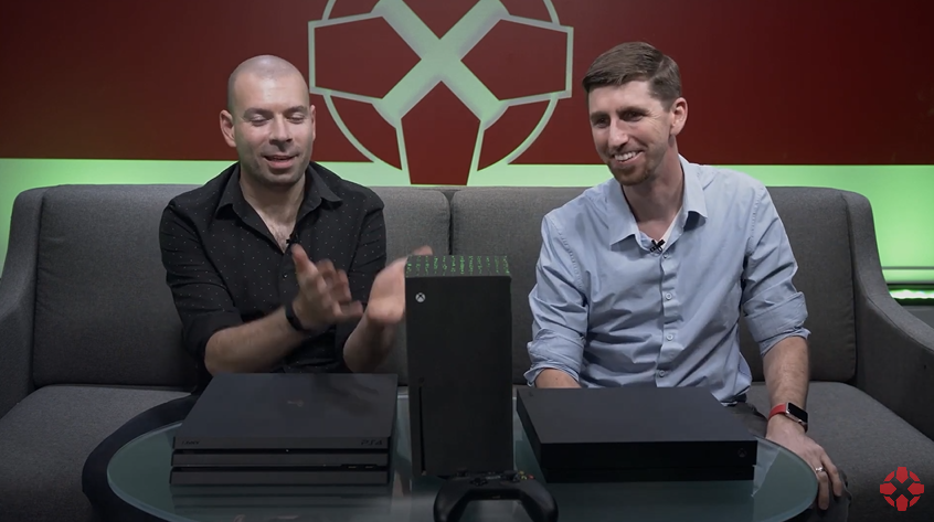 『Xbox Series X』のサイズ比較動画が公開!やっぱりデカかった