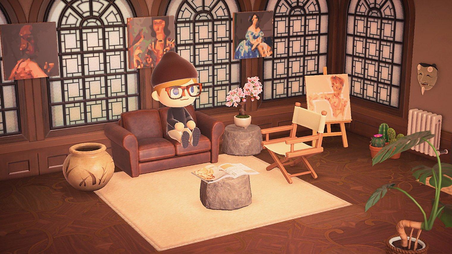 【朗報】メトロポリタン美術館が「あつ森」に参戦!
