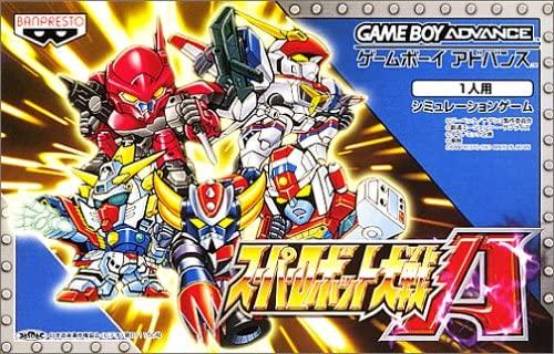 スーパーロボット大戦Aの参戦作品wwww