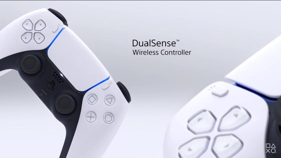 PS5、コントローラーに「息を吹きかける」機能搭載!