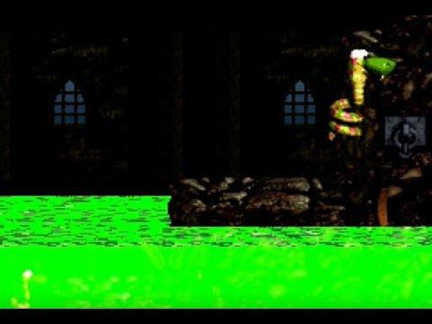 スーパードンキーコング2で1番の難関が「どくどくタワー」とされる謎風潮