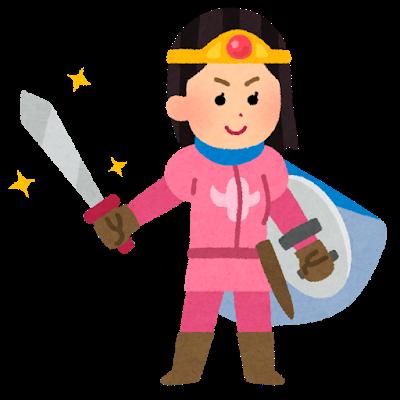 【朗報】日本のRPG、女の子の装備を極限まで簡素化することに成功