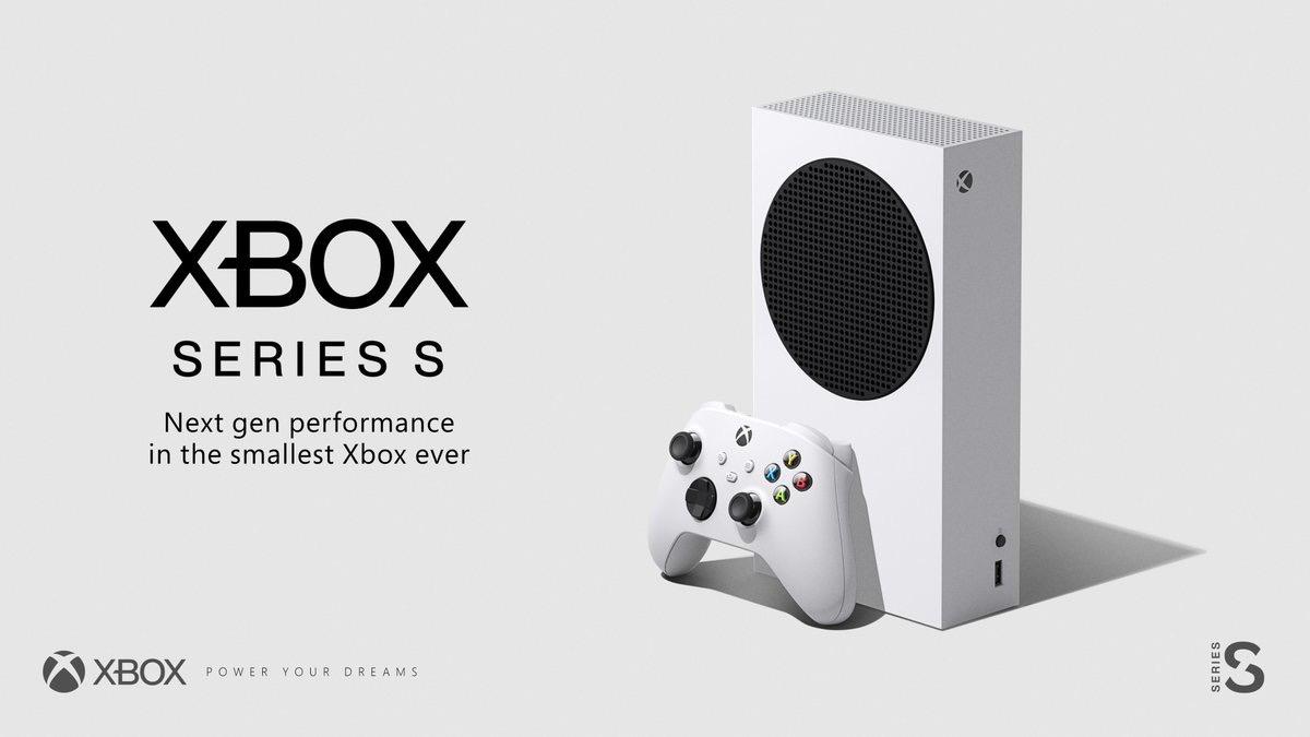 次世代ゲーム機『Xbox Series S』発売前から2万9980円(税抜)に値下げ