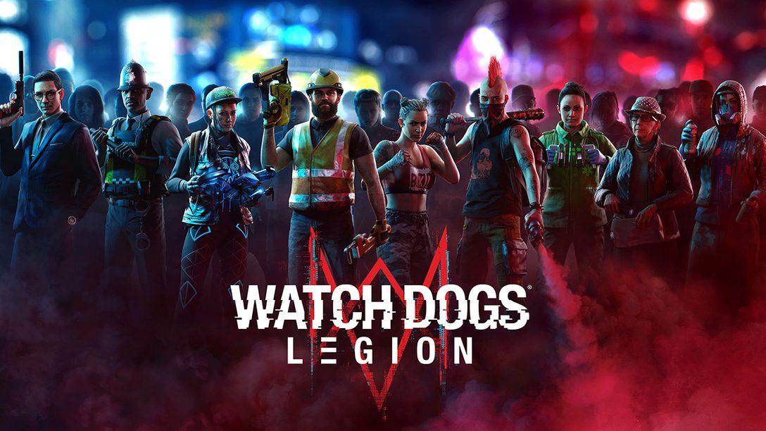 『ウォッチドッグス レギオン』評価・感想まとめ【PS4/XboxOne】