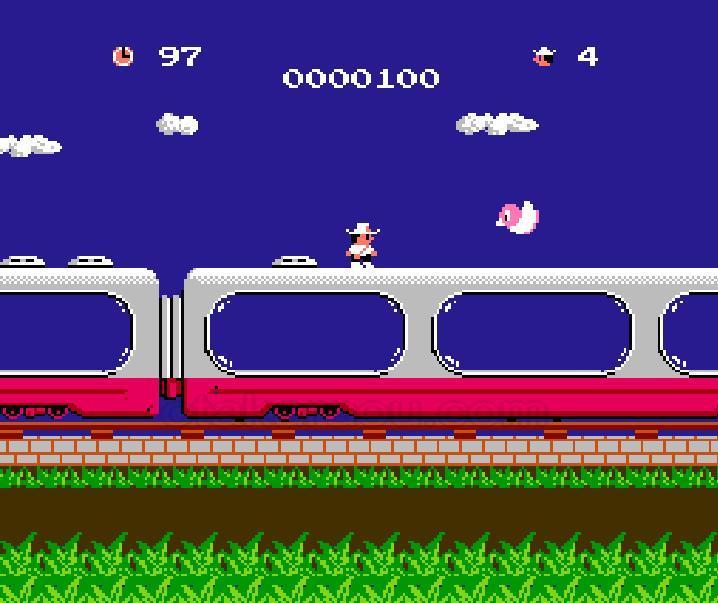 漫画やゲームの「列車でのバトル」って絶対面白いよな