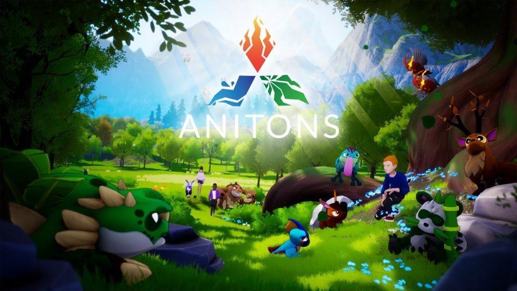 オープンワールドモンスター育成RPG『Anitons』開発中!戦闘だけでなく、生活もモンスターと一緒に