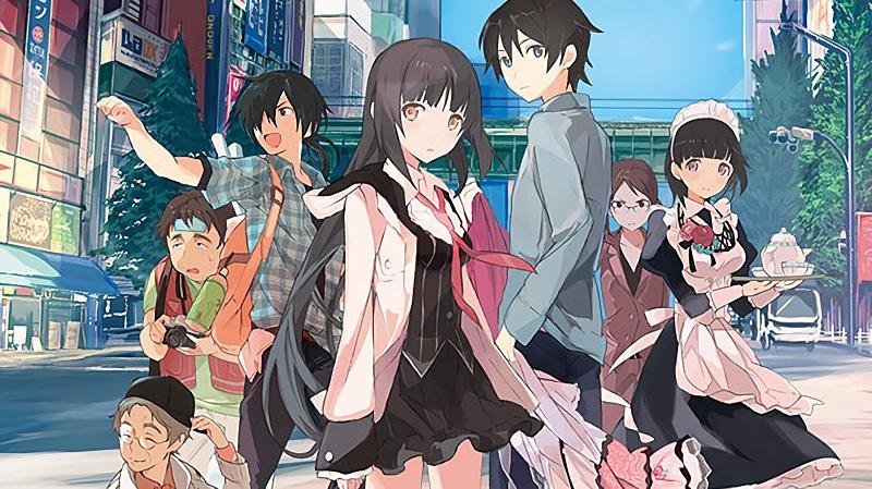 初代HDリマスター版『AKIBA'S TRIP ファーストメモリー』がPS4/Switchで5月20日発売決定!