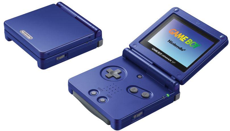 2003年2月14日『ゲームボーイアドバンスSP』発売!