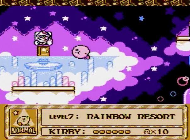 星のカービィシリーズ←これが「夢の泉の物語」で既に完成されていたという事実