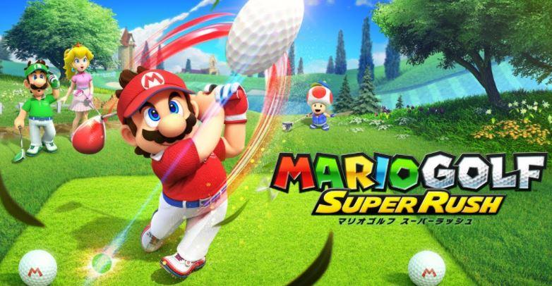 【売上】Switch『マリオゴルフ スーパーラッシュ』初週8万430本