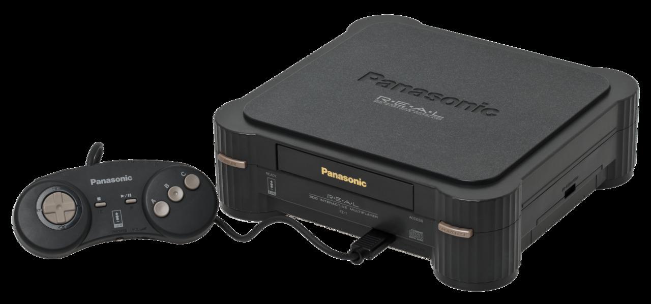 3DOのゲーム機を初めて見た時、身体が震えた。家でこんな映像のゲームが出来るのか