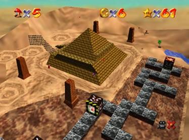 【悲報】ゲームの砂漠ステージ、ほぼ全て面白くない