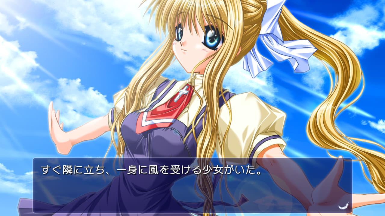 【朗報】Switch版『AIR』が9月9日に発売決定!