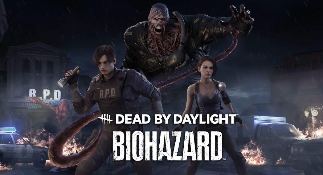 『Dead by Daylight』とかいうゲームがバイオハザードとコラボするらしい