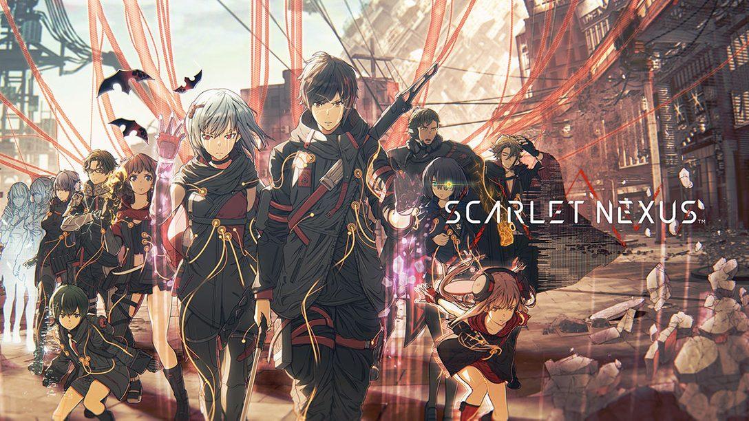 『スカーレットネクサス』評価・感想まとめ【PS4/PS5/XOne/XSX】